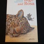 Rigo und Rosa. Buchcover. Bildquelle: Eigenes Foto.
